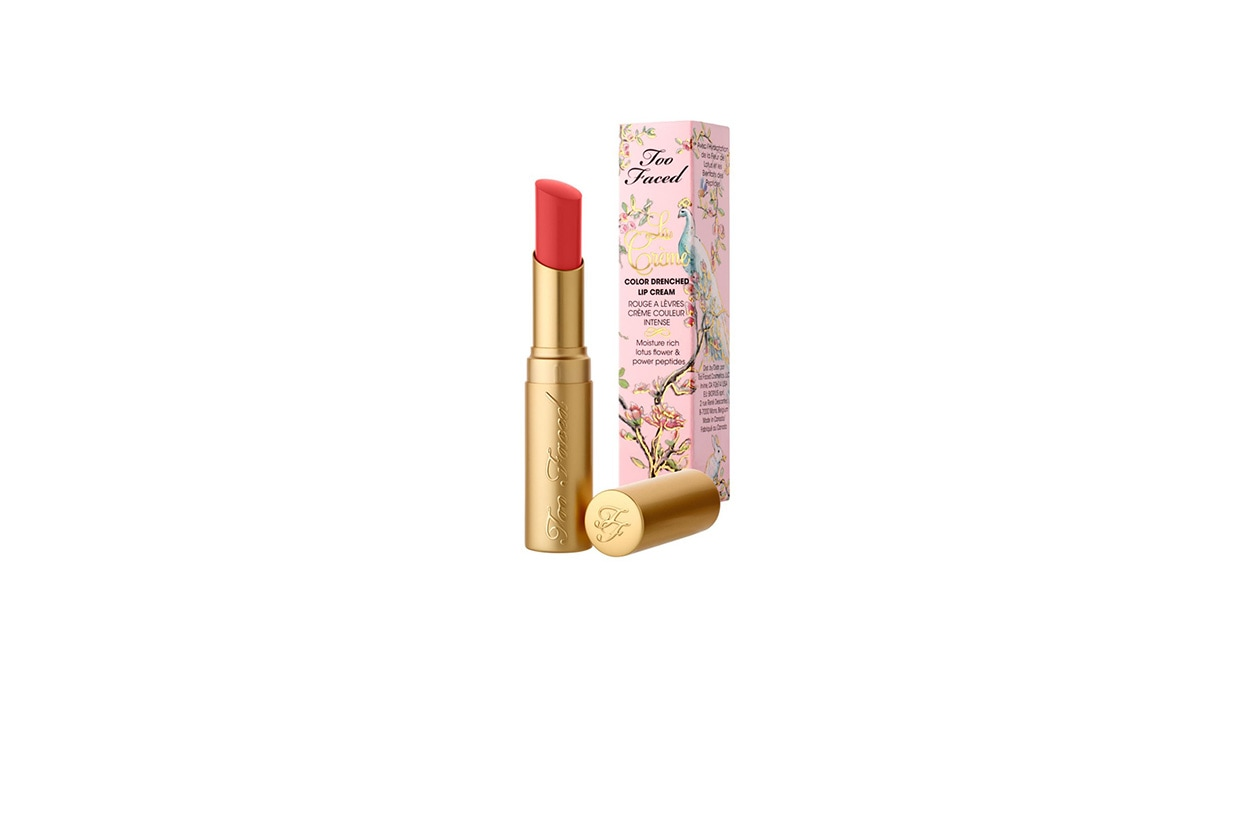 Beauty rosy lips too faced juicy melons