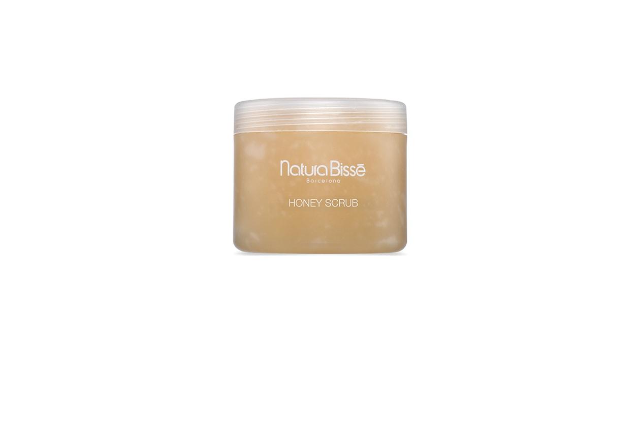 CORPO: lo Honey Scrub di Natura Bissè è al miele cristallizzato 100% naturale