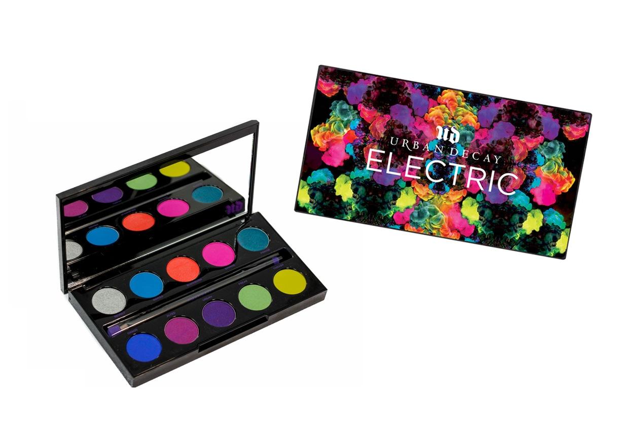 ELECTRIC MOOD: palette must have dell'estate 2014 è la Electric Pressed Pigment di Urban Decay