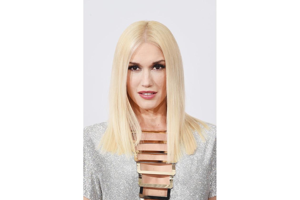Gwen Stefani: Donatella look-alike