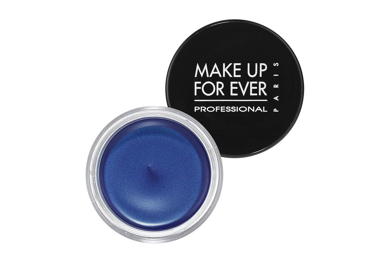 Make up for ever aqua cream Intense Blue