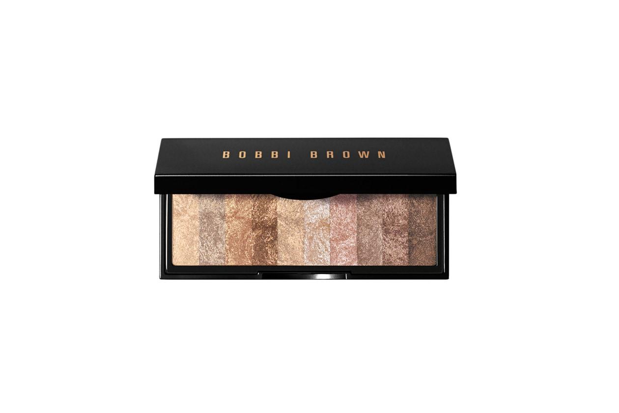 NEI COLORI DELLA TERRA: il finish è super luminoso con la Bobbi Brown Raw Sugar Palette