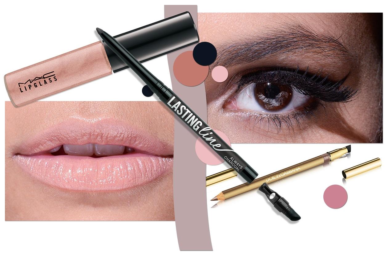 NUDE: un rossetto discreto con una riga sui toni dal marrone bronzo al più classico nero (MAC Cosmetics – BareMinerals – Mark And Estel)