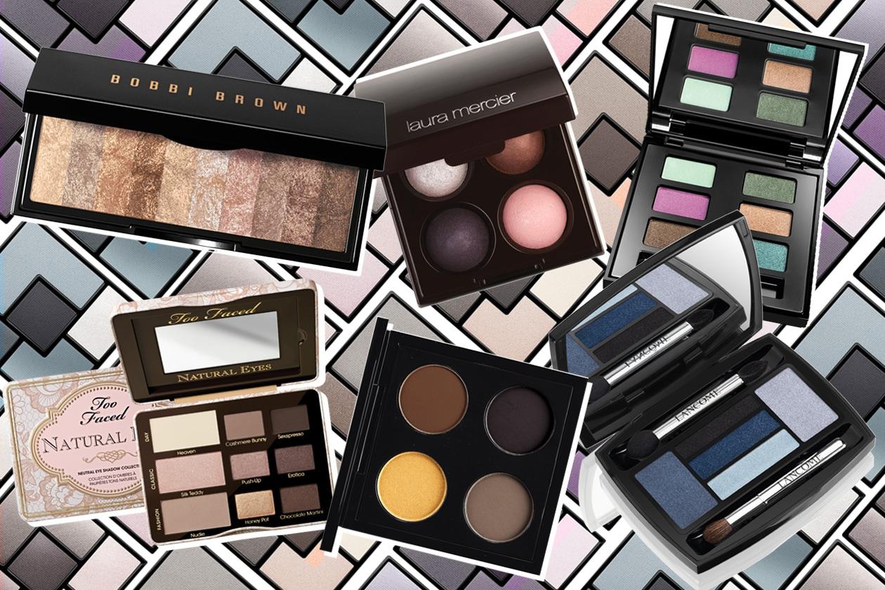 Palette estive per smokey eyes colorati: scegliete con Grazia.IT i colori che rendono protagonista il vostro sguardo