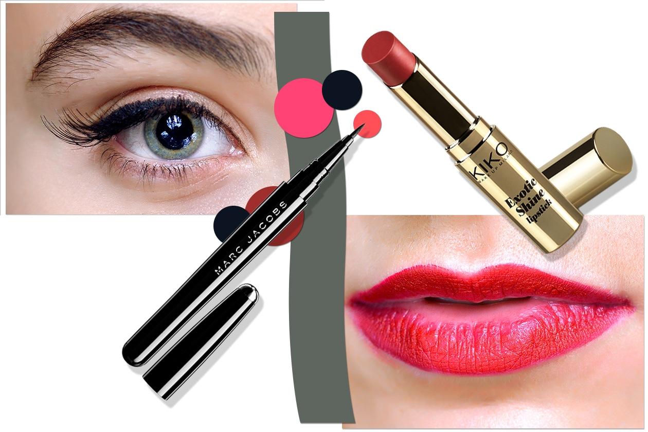 ROSSO&NERO: un classico elegante e versatile (Marc Jacobs Beauty – Kiko – Alexis Mabille)