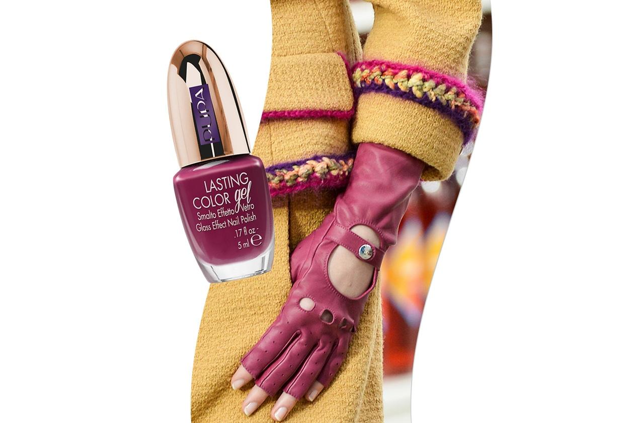 Sangria fashion & make up: Chanel e Pupa Paris Experience Lasting Color Gel Velvety Fuchsia 092