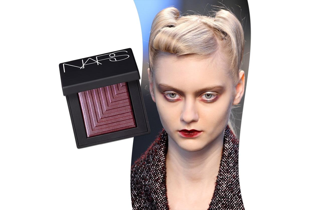 Sangria make up: Antonio Marras look e Nars Dual Intensity Eyeshadow Desdemona