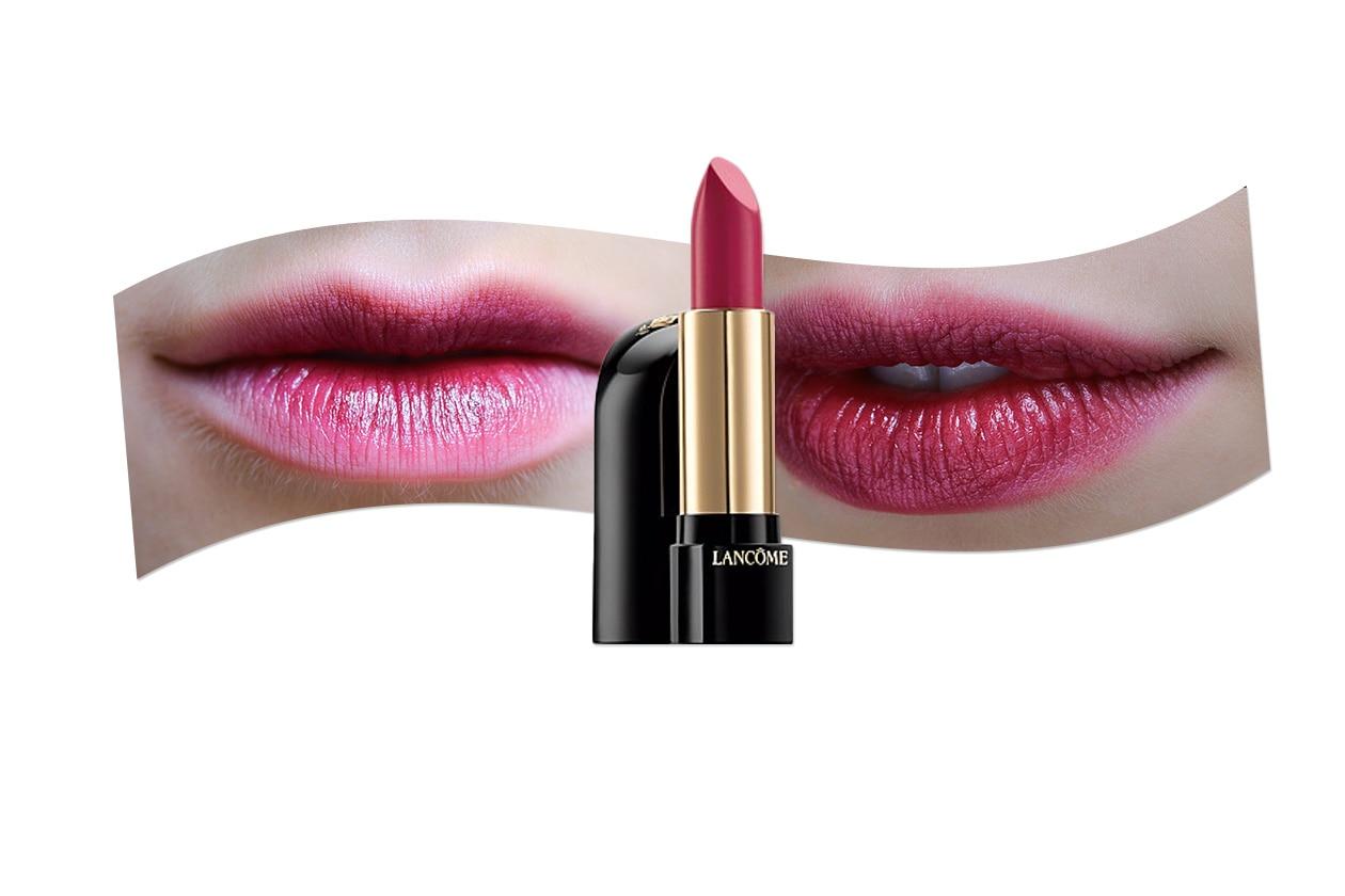 Sangria make up: Chalayan lips e Lancôme L'Absolu Rouge Jason Wu Hibiscus Pink