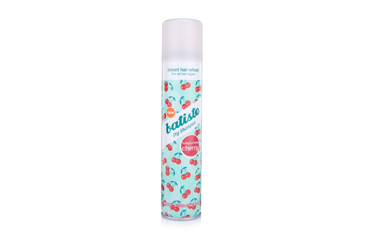 Shampoo secco: Batiste Dry Shampoo Fruity and Cheeky Cherry