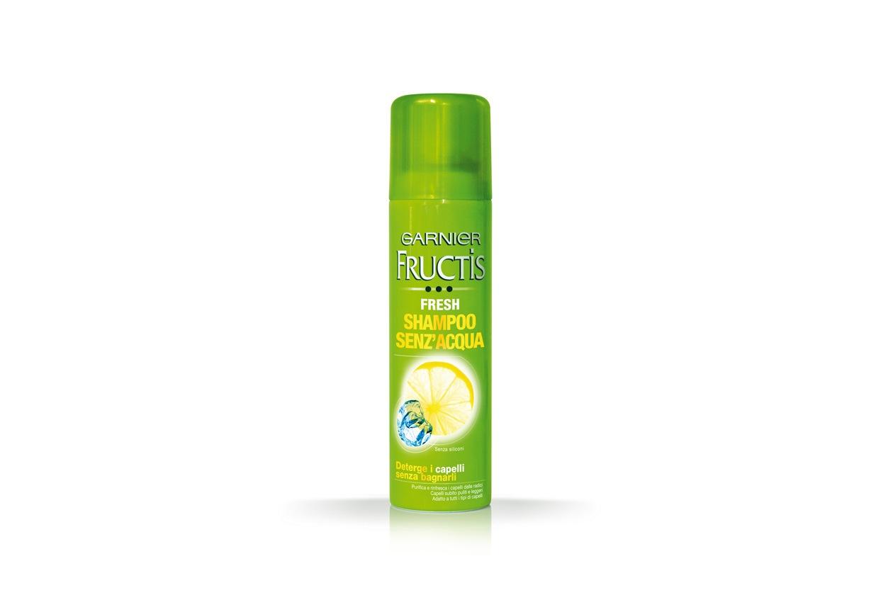 Shampoo secco: Garnier Fructis Fresh Shampoo Senz'acqua