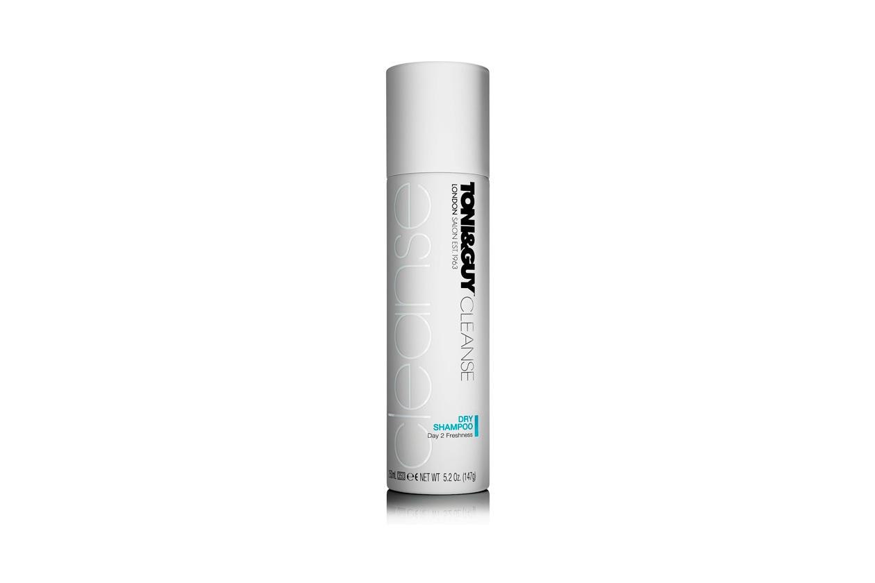 Shampoo secco: Toni&Guy Cleanse Dry Shampoo