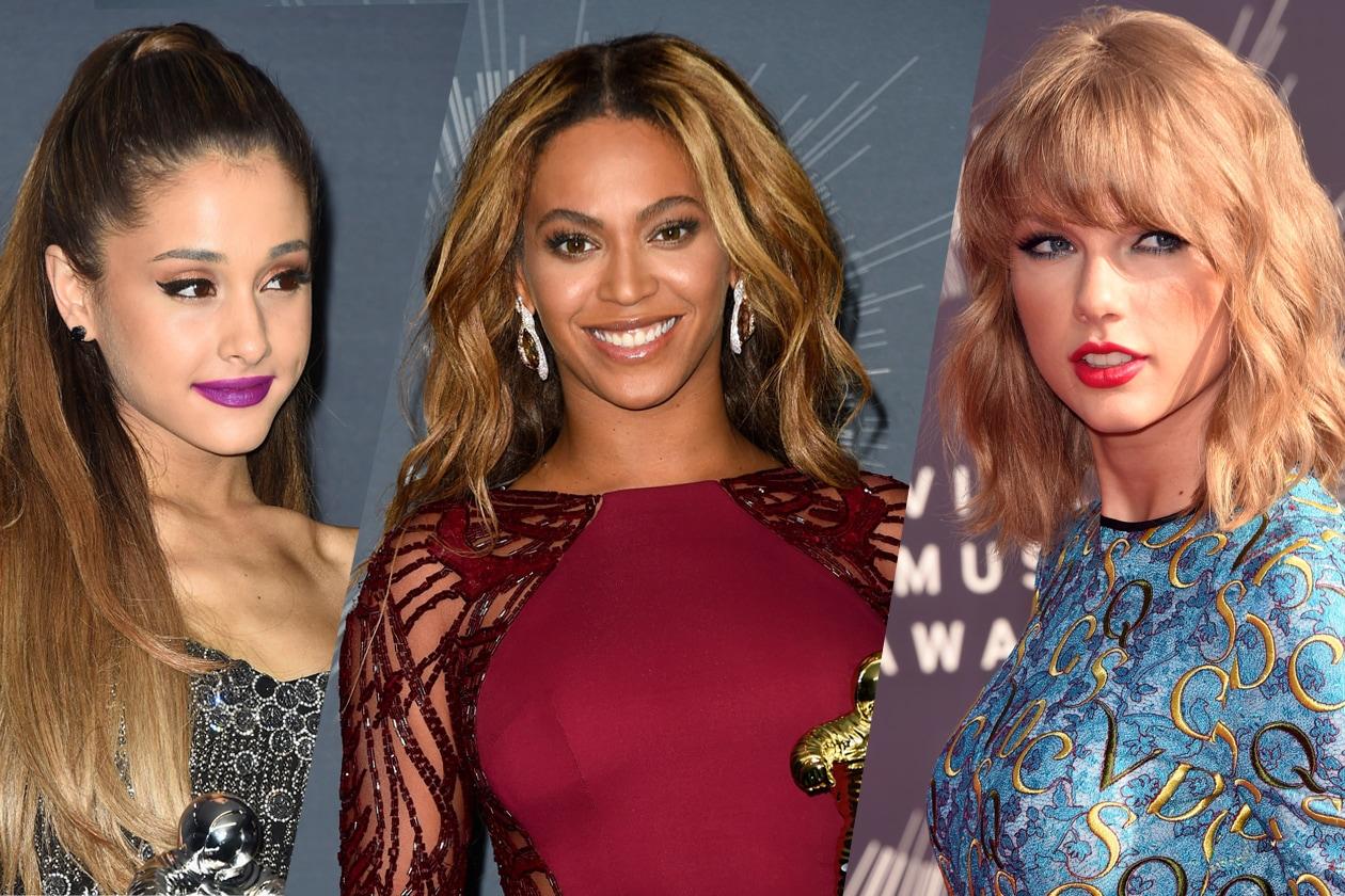 VMA 2014: i beauty look delle celeb durante gli MTV Video Music Award