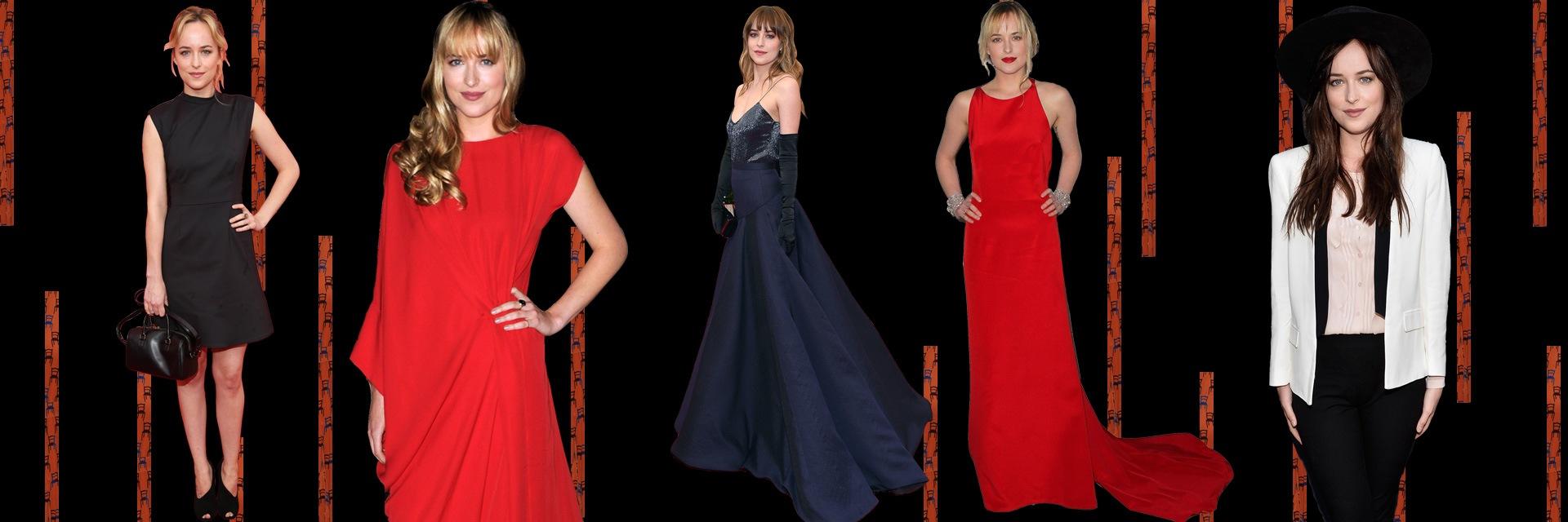 Dakota Johnson: New Style Icon