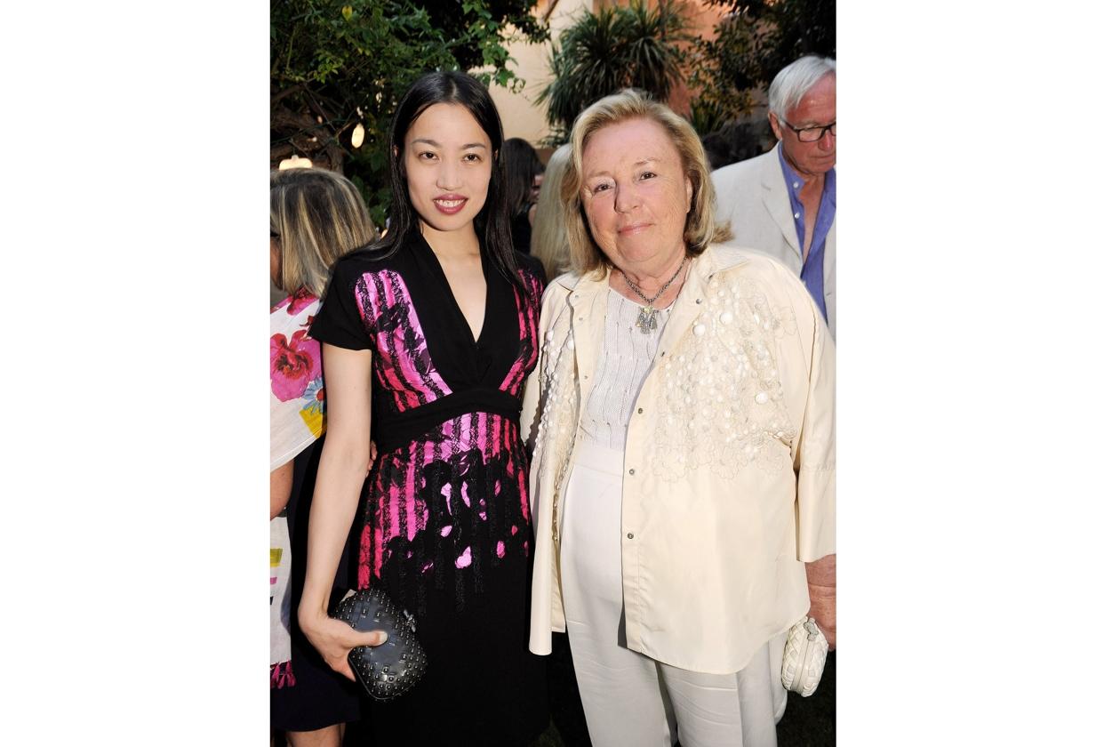 Yi Zhou Mme Pinault