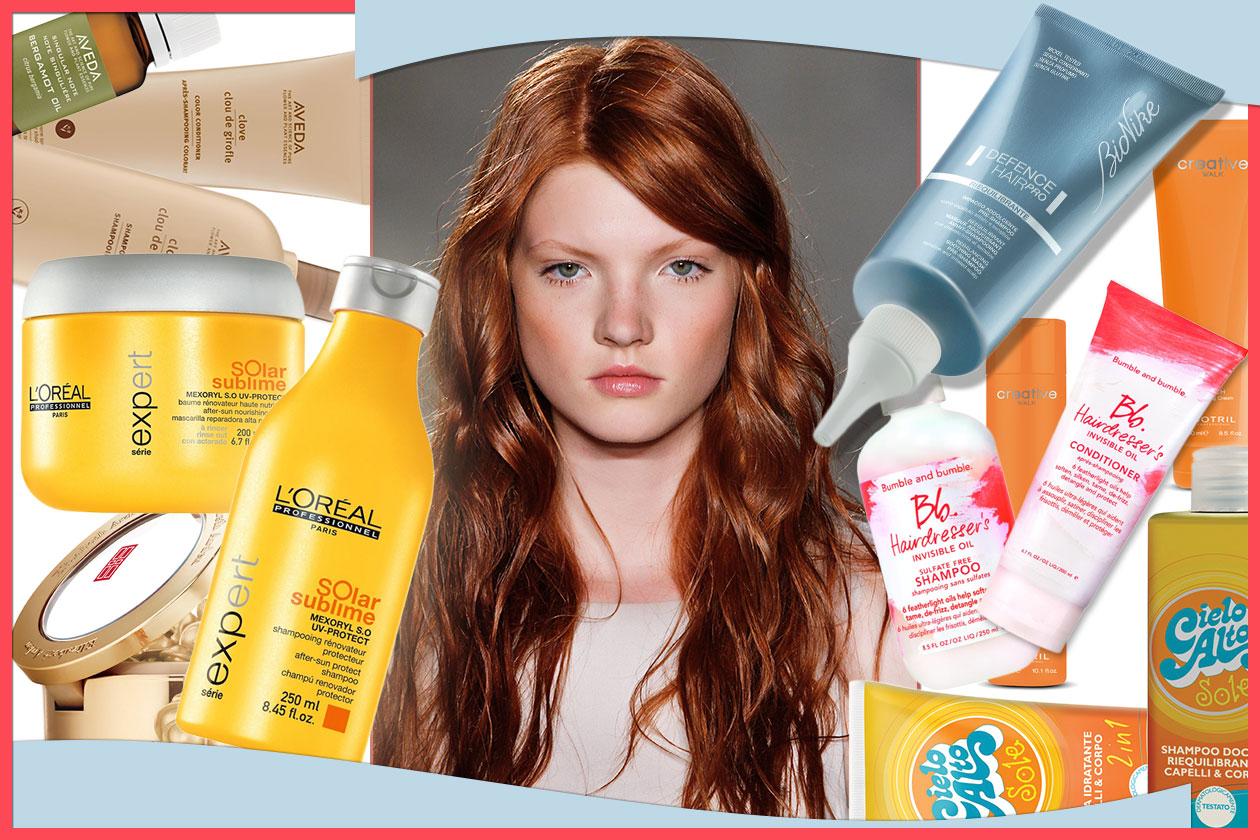 Haircare estivo: i migliori trattamenti selezionati da Grazia.IT