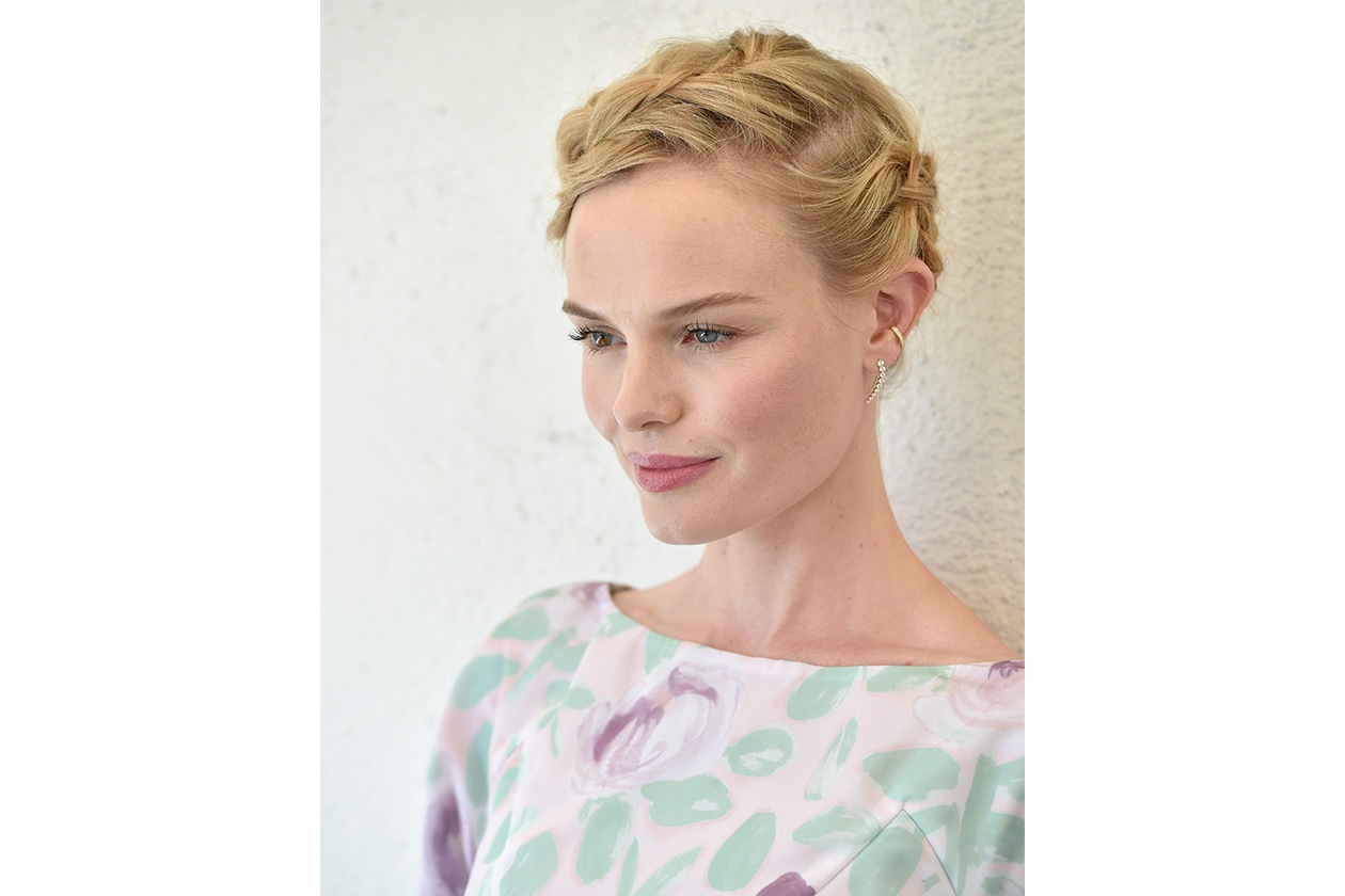 Kate Bosworth: romantica milkmaid