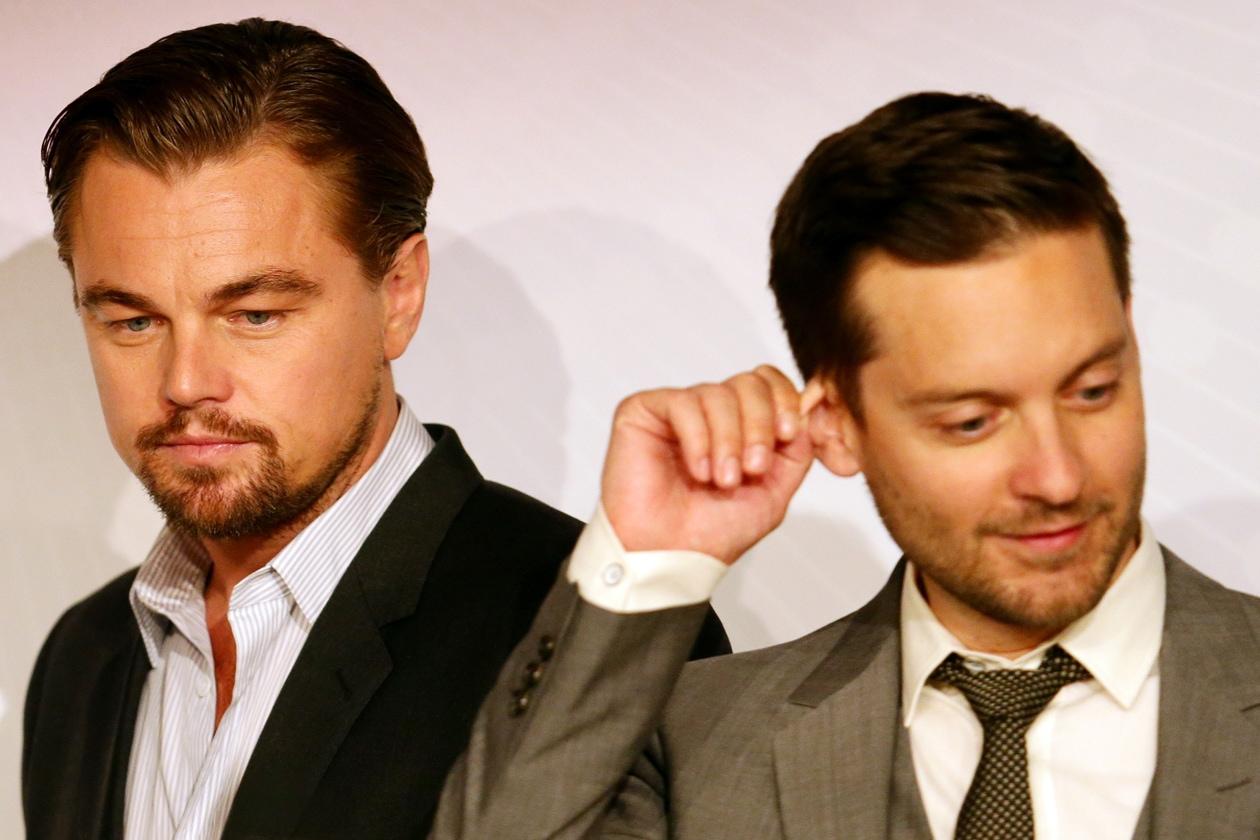 Leonardo Di Caprio e Tobey Maguire