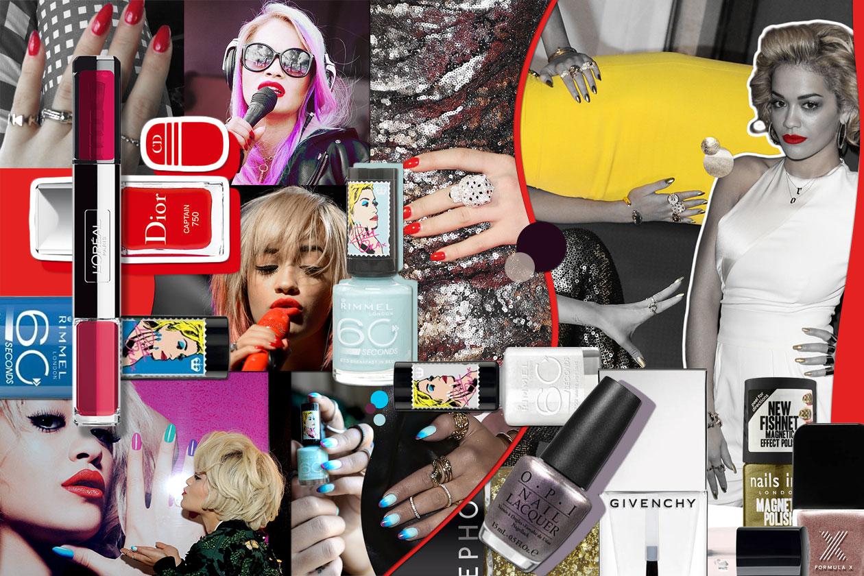 Beauty Rita Ora 00 Cover collage