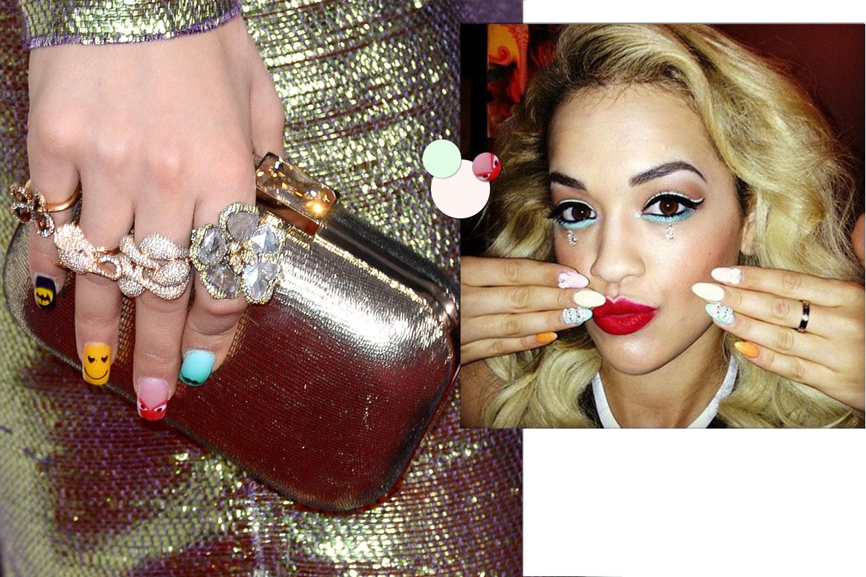 Beauty Rita Ora 15 creativi II
