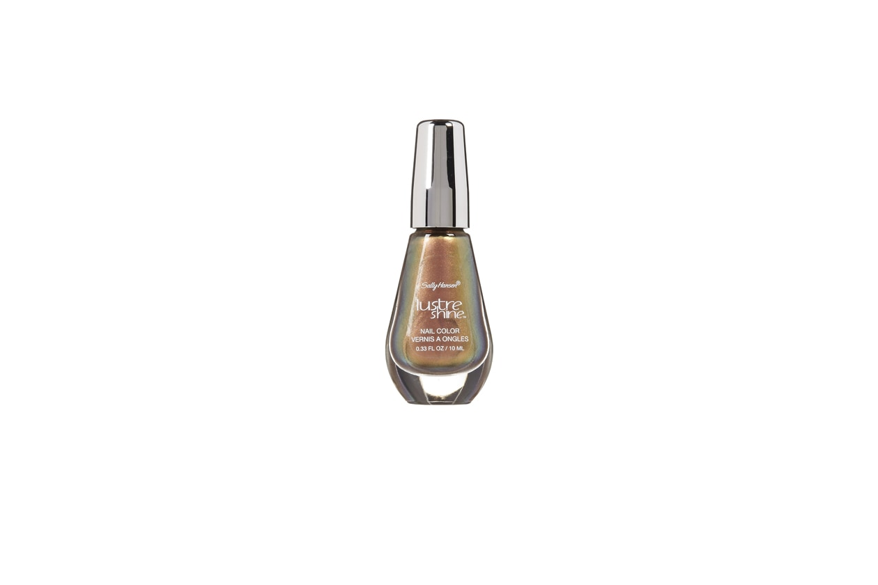 sally hansen lustre shine Gilt