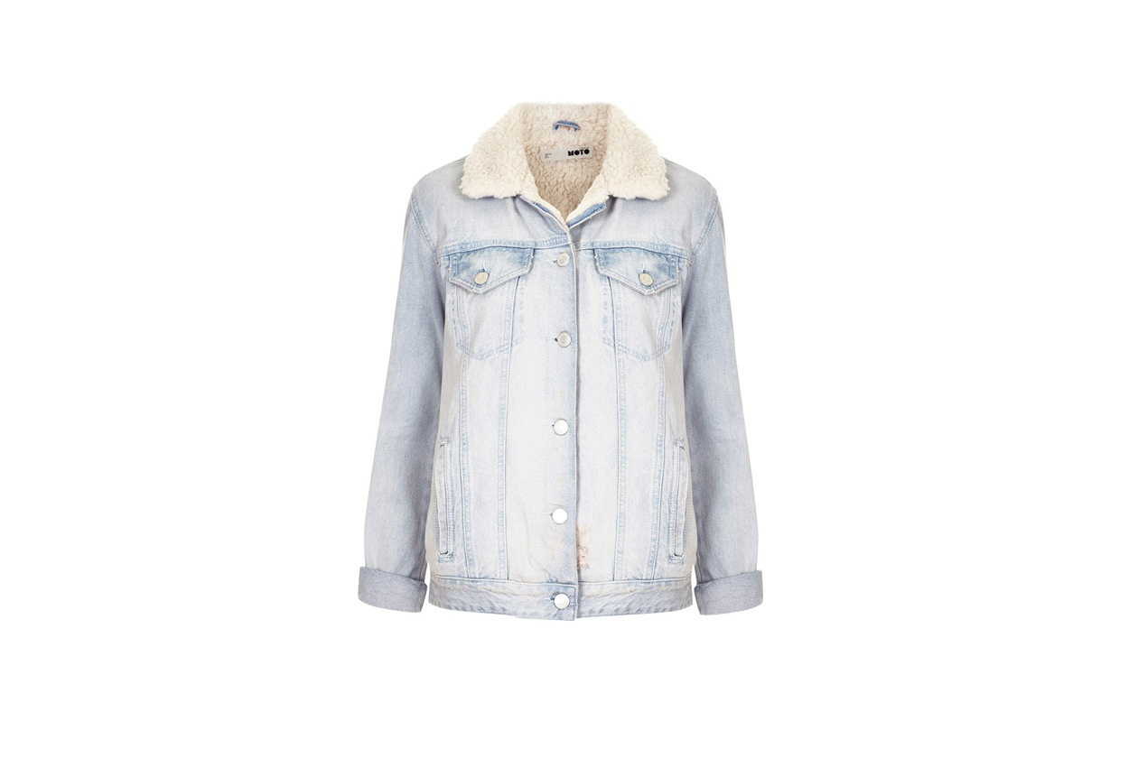 topshop giacca