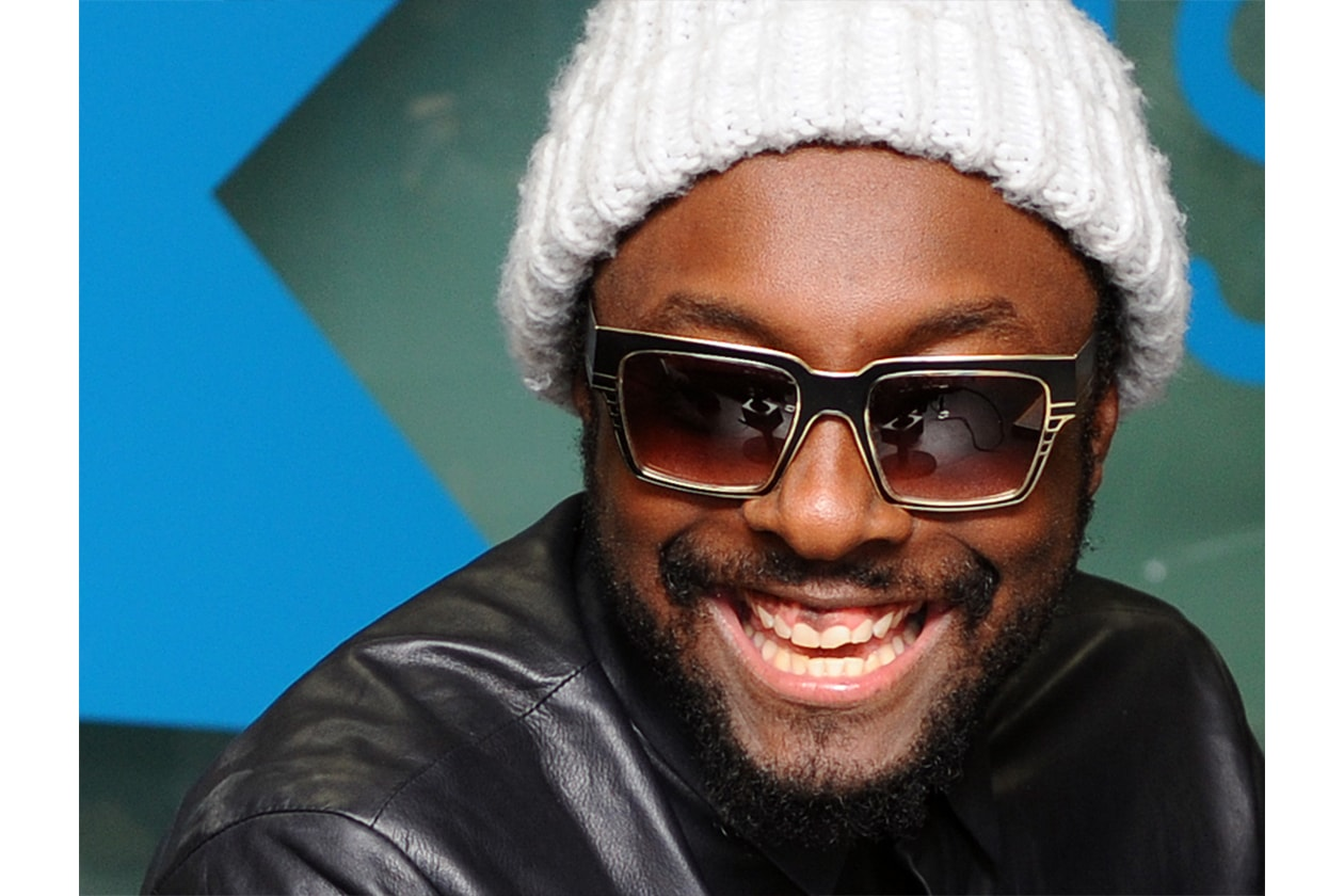 Questa era difficile: è Will.I.Am