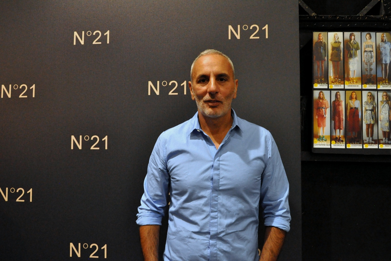 Alessandro Dell'Acqua ha firmato una collezione decisamente cool