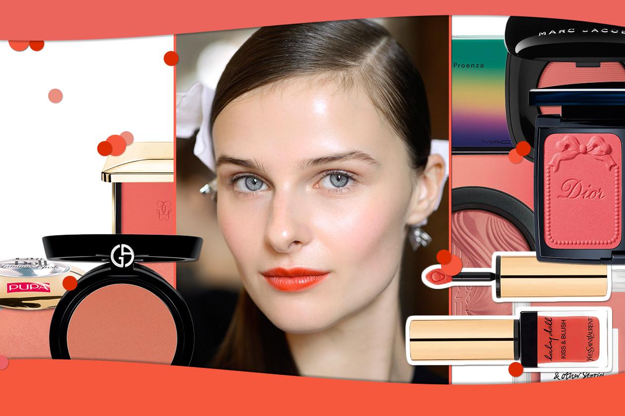 BEAUTY Blush Corallo 00 Cover collage