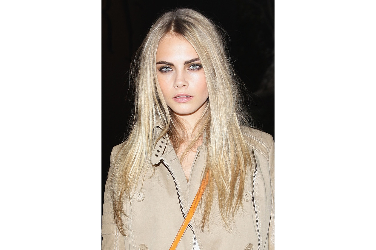 BEAUTY Cara Delevingne Capelli 108057390