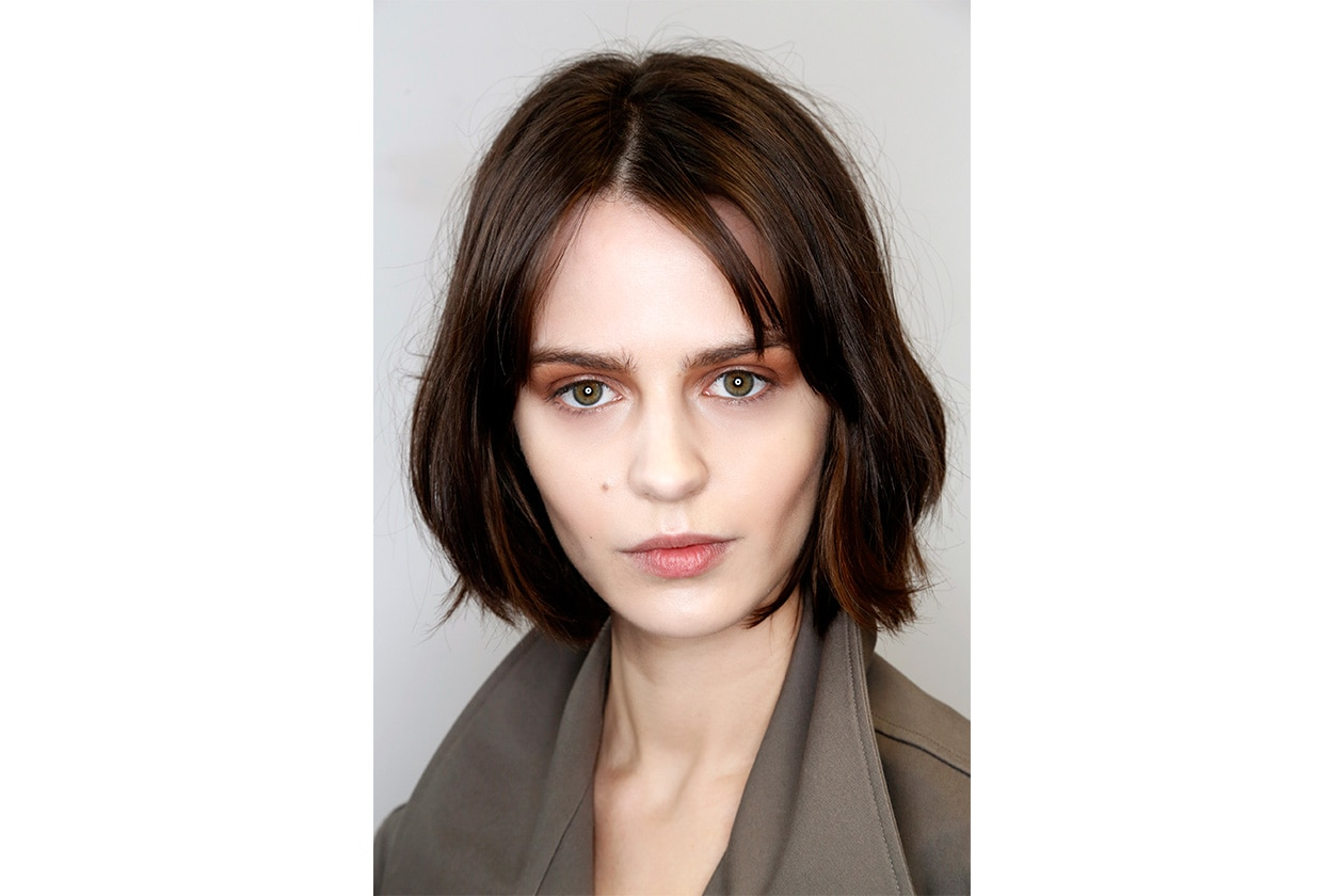 Beauty Capelli corti donna A I 2014 Christophe Lemaire bbt W F14 P 006