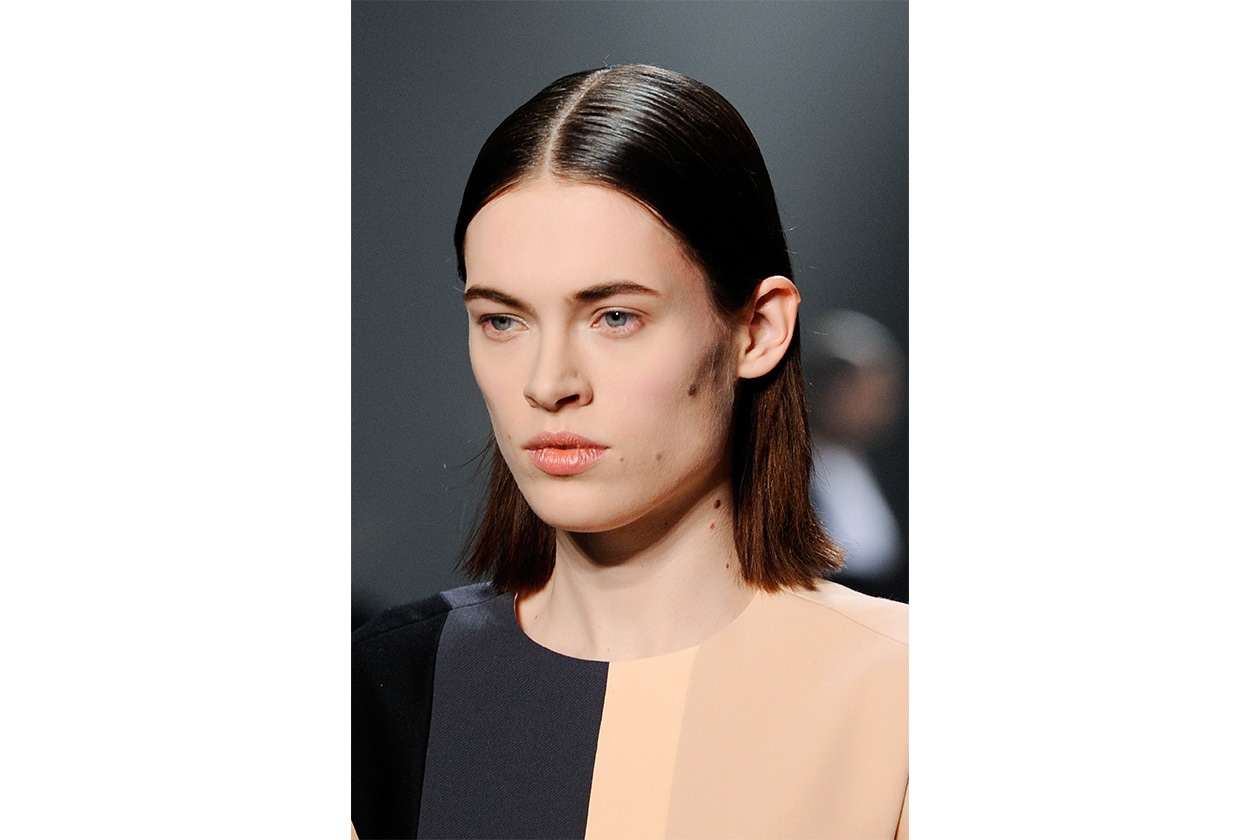 Beauty Capelli corti donna A I 2014 Narciso Rodriguez bty W F14 N 007