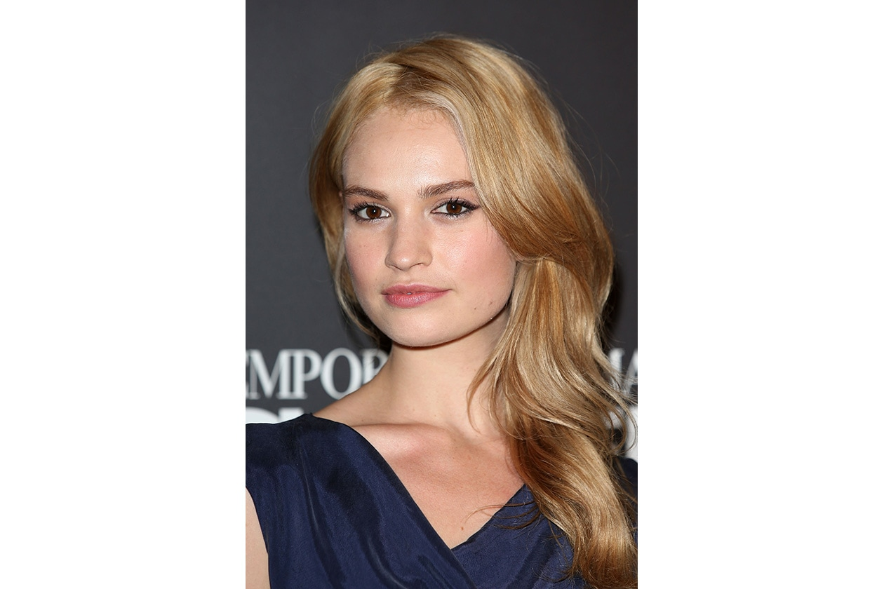Beauty Lily james beauty 173658953
