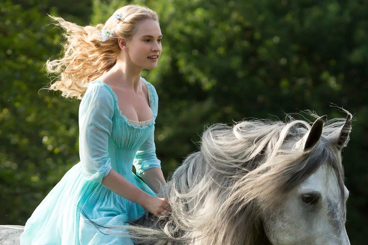 Beauty Lily james beauty lily james cinderella ec cinderella 1274728504