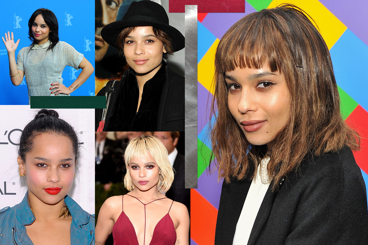 Beauty Zoe Kravitz 00 Cover collage