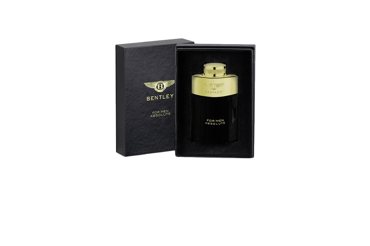 Beauty profumi uomo autunno 2014 Bentley FOR MEN ABSOLUTE 1