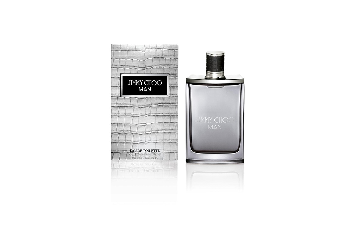 Beauty profumi uomo autunno 2014 Jimmy Choo Man eau de toilette
