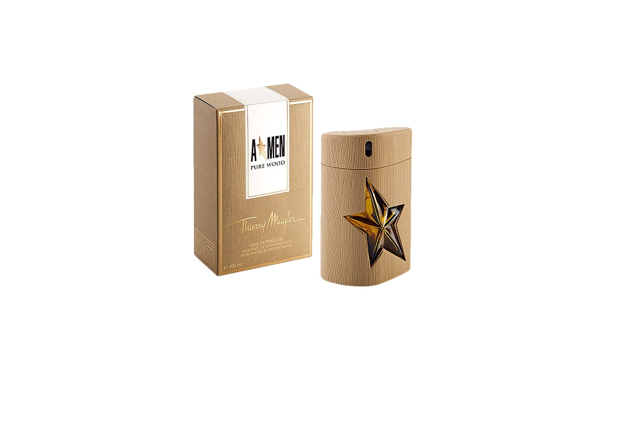 Beauty profumi uomo autunno 2014 thierry mugler a men pure wood