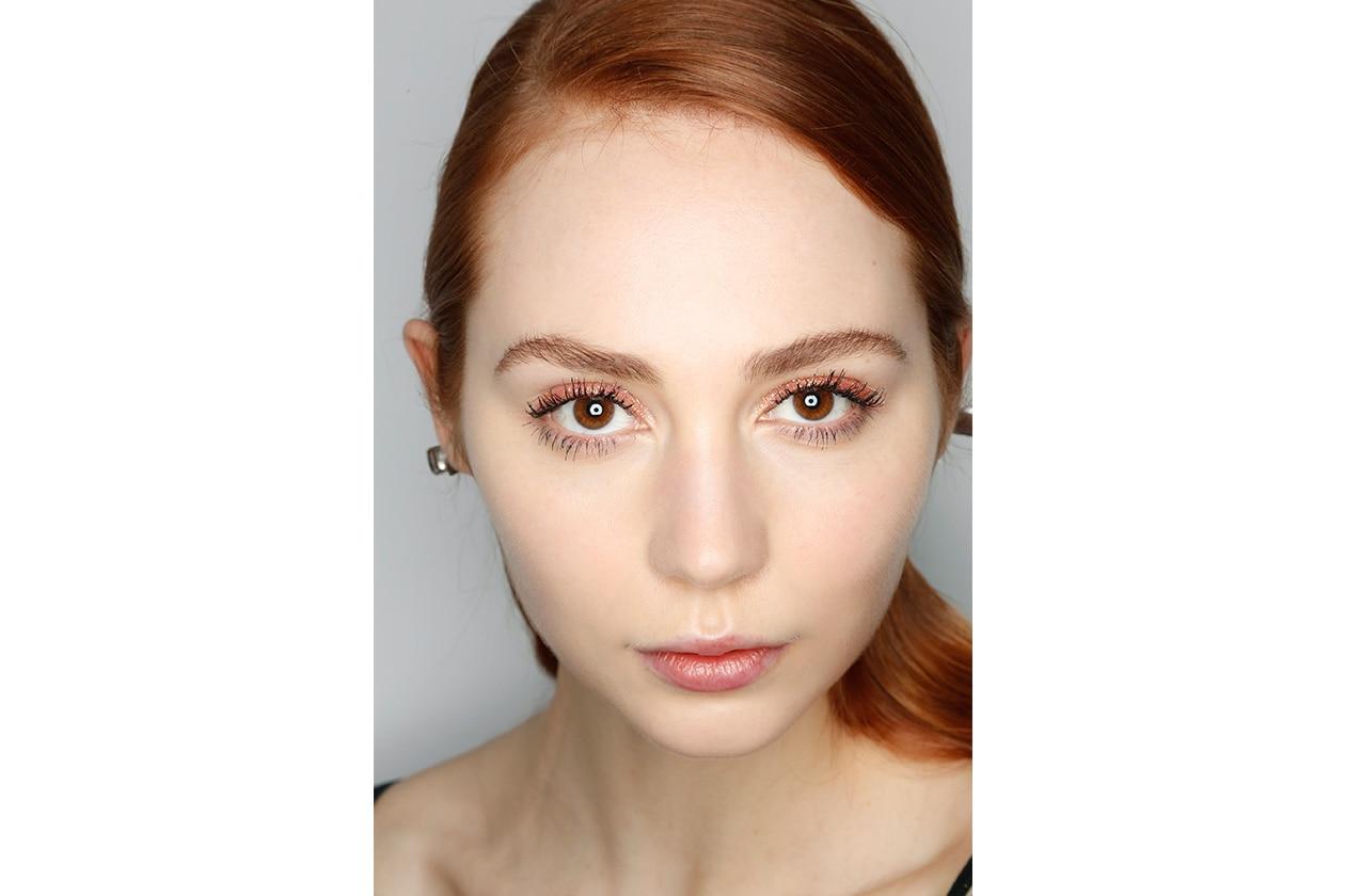 Beauty sfumature rosso make up occhi AI Au Jour Le Jour bbt W F14 M 010