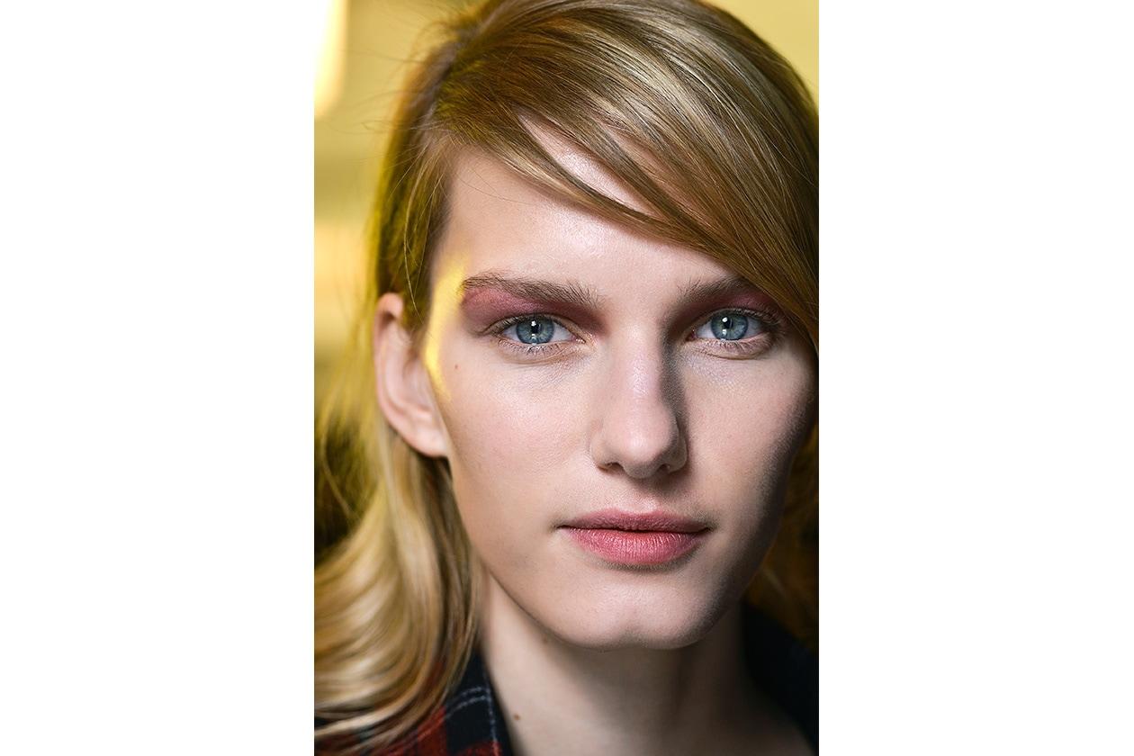 Beauty sfumature rosso make up occhi AI BCBG bbt W F14 N 007
