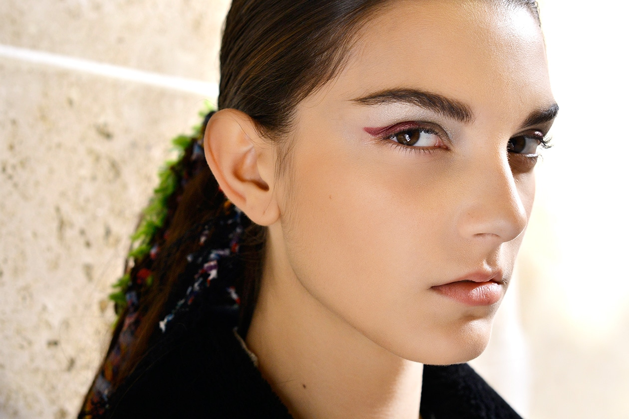 Beauty sfumature rosso make up occhi AI Chanel bbt W F14 P 006
