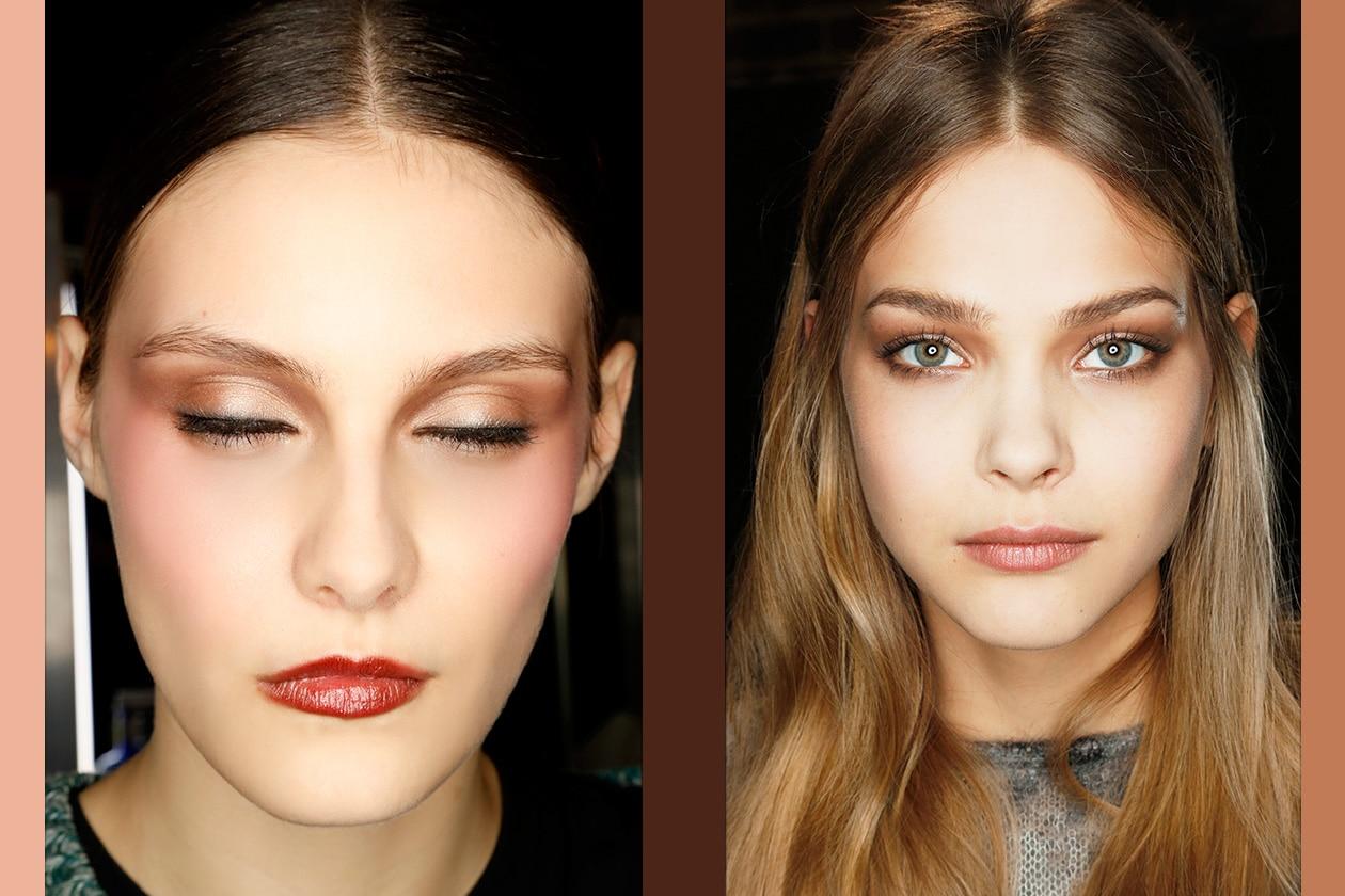 Beauty trend occhi AI14 11 bronzo les copain williamson