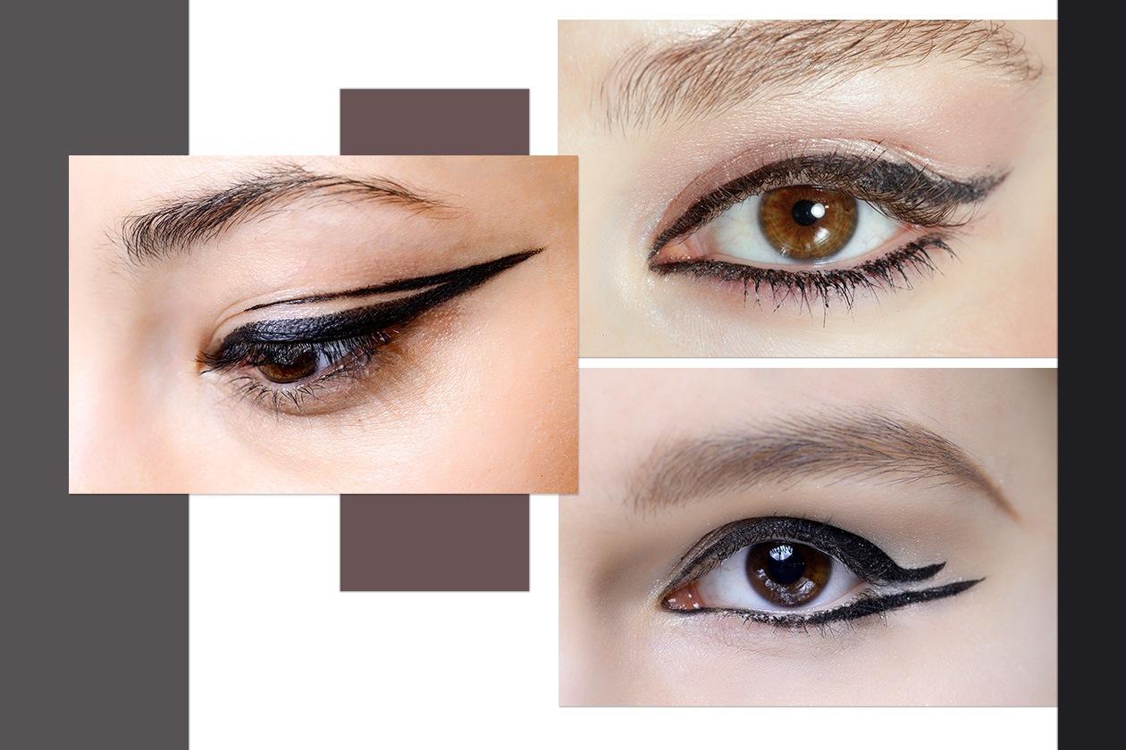 Beauty trend occhi AI14 12 cateye 1 carmen marc valvo herve leger atsuro tamaya