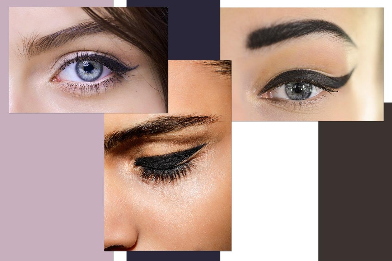 Beauty trend occhi AI14 13 cateye 2 dolce gaultier rag n bone
