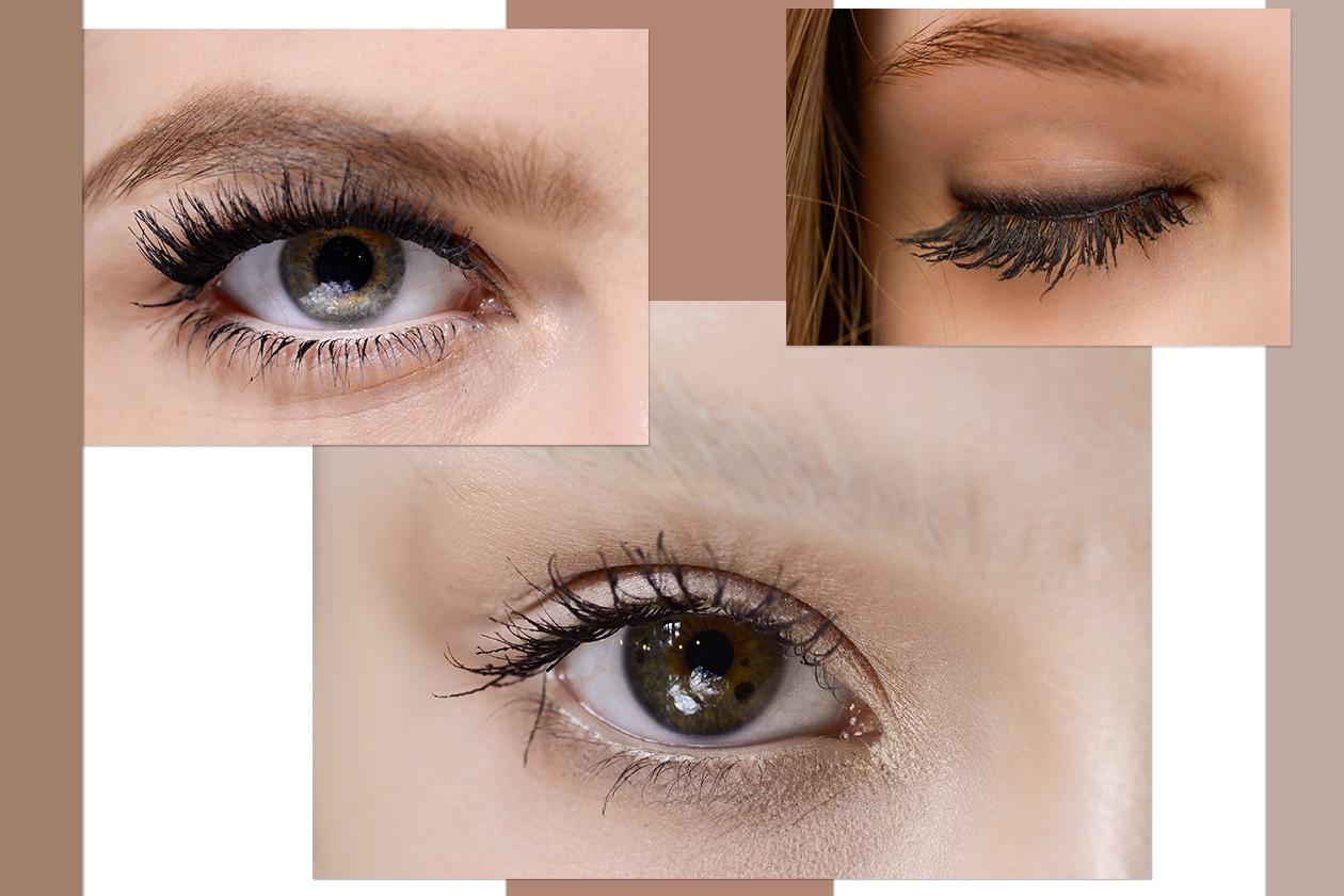 Beauty trend occhi AI14 16 ciglia 1 blugirl givenchy versace