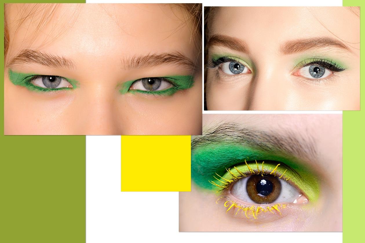 Beauty trend occhi AI14 19 color 1 verde