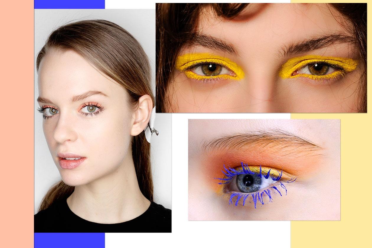 Beauty trend occhi AI14 21 color 3 arancio giallo