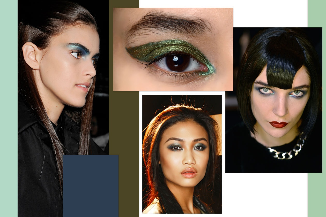 Beauty trend occhi AI14 25 metal 1 verde