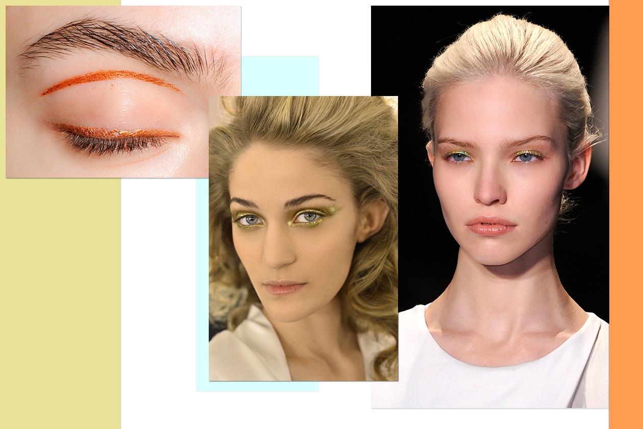 Beauty trend occhi AI14 28 metal 3 oro
