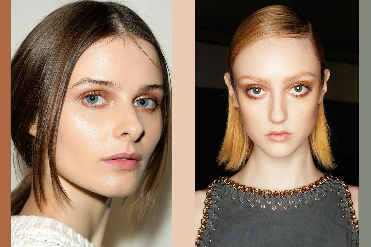 Beauty trend occhi AI14 9 bronzo 2 ferretti cavalli