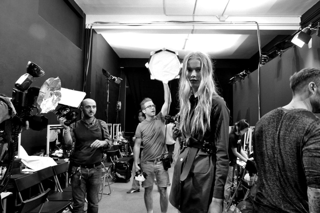 Black&White – il backstage